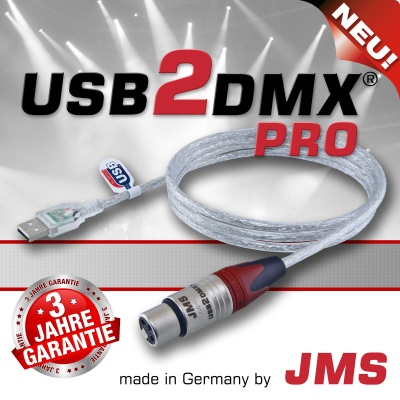 USB2DMX PRO - USB to DMX Interface
