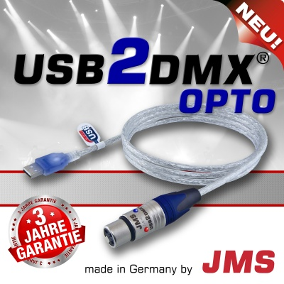 USB2DMX OPTO DMX Interface